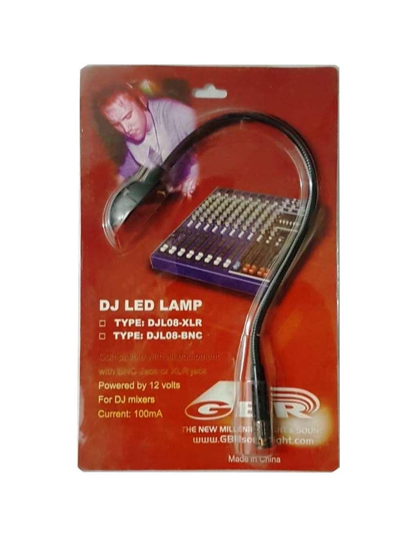 Luz Led Mixer Consola Terminal Bnc Lampara Led !!!