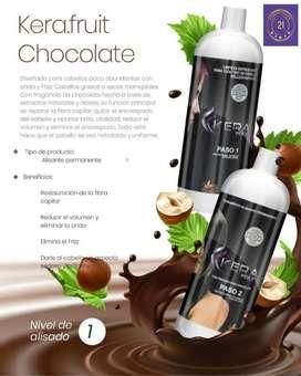Keratina kera fruit cocoa con INVIMA