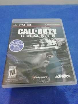 Vendo Juego Call Of Duty Ghosts