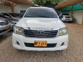 Toyota Hilux motor 2500 4x4 Diesel modelo 2013