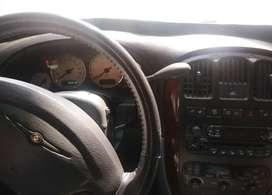 Chrysler Grand Caravan 3.3 limited con GNC full