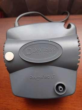 Compresor NEBULIZADOR DEVILBISS 3655 LT - Pulmoneb