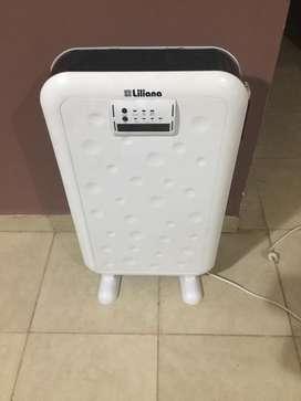 Calefactor digital Liliana