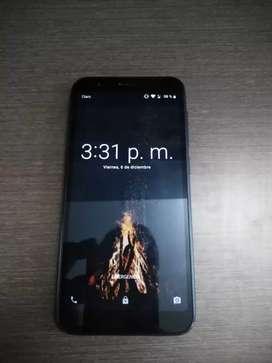 Vendo celular Asus zenfone live