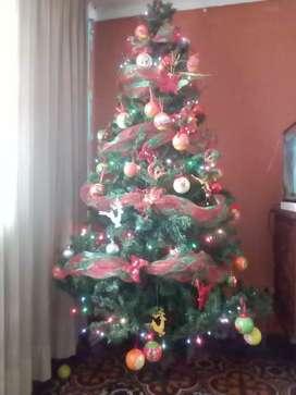 Venta de árbol de navidad