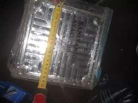 Regillas de ventilación de gas regillas de agua