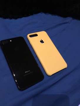 iPhone 7 Plus 32GB negro brilloso