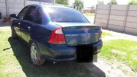 Chevrolet Corsa 2 2006 Nafta