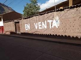 Vendo terreno 138 m/2 en CALCA calle miller con Alfonso Ugarte