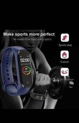 Reloj Brazalete Inteligente M3 Ritmo Cardiaco + Obsequio