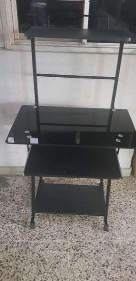 Mesas para Computador con Vidrio