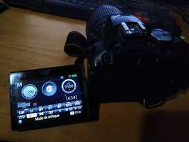 Nikon 5300 cuerpo