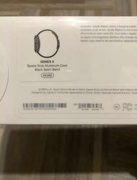 Apple Watch Serie 4 44Mm Nuevo
