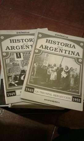 Historia Argentina Cronica