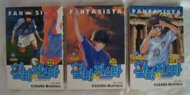 Fantasista Manga Comics Kusaba Michiteru