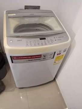 Lavadora LG Inverter 13kg