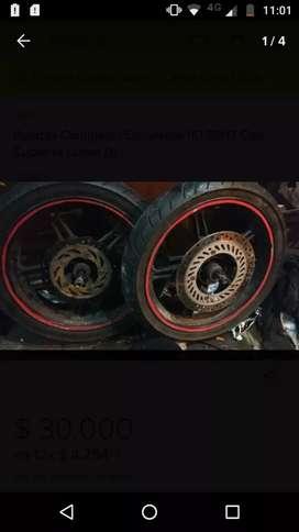 Repuestos para Zanella rx 250 sport