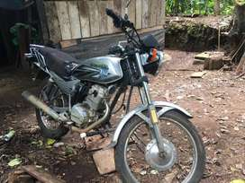 Se vende motos honda negociable