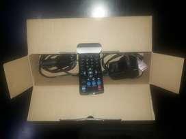 Reproductor de DVD y USB