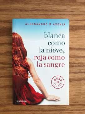 Libro Blanca Como la Nieve, Roja como la Sangre