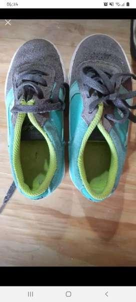 Vendo zapatillas usadas en buen estado