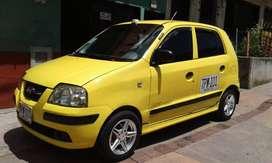 Taxi Atos Medellin 2007