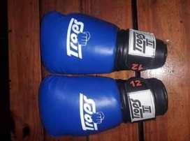 Vendo Gunates de boxeo o permuto por algo de mi interes