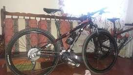 Bicicleta en buen estado 2.7