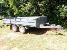 vendo trailer balancin para 6 toneladas