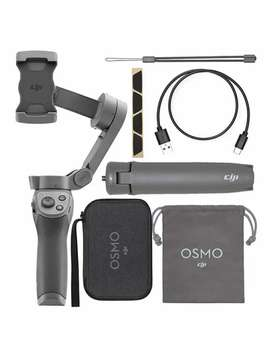 Estabilizador DJI Osmo Mobile 3 kit Combo