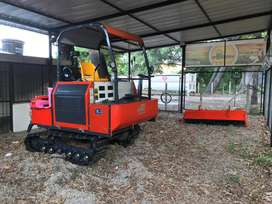 tractor orugado