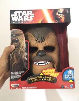 Mascara Electronica CHEWBACCA Star Wars The Force Awakens