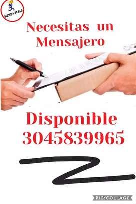 EMPRESA DE MENSAJERIA Y DOMICILIOS