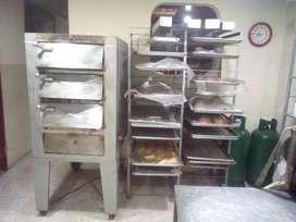 Montaje de panadería
