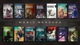 LIBROS MARIO MENDOZA