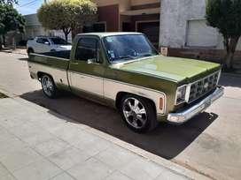Chevrolet c10 única pintura completa de fábrica