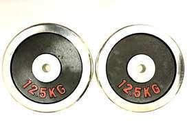 Discos mancuernas pesas 2 unidades