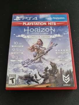 Horizon zero dawn edición completa ps4 PlayStation 4