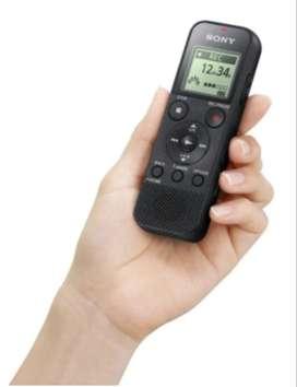 Grabadora De Voz Digital Micrófono Periodista 4gb 62 Horas