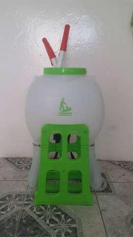 Bomba fertilizadora/ureadora