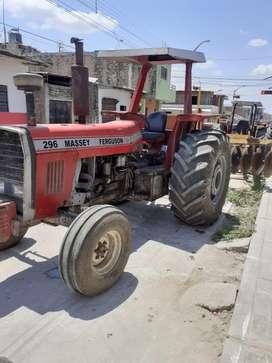 Tractor Massye Fergunson 296