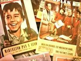 LEOPLAN: Colección De 80 Ejemplares. 1951 A 1956.
