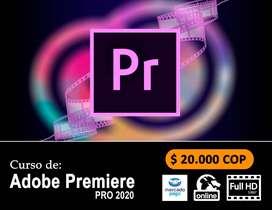 Curso de Adobe Premiere PRO 2020