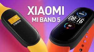 Xiaomi Mi Smart Band 5 0