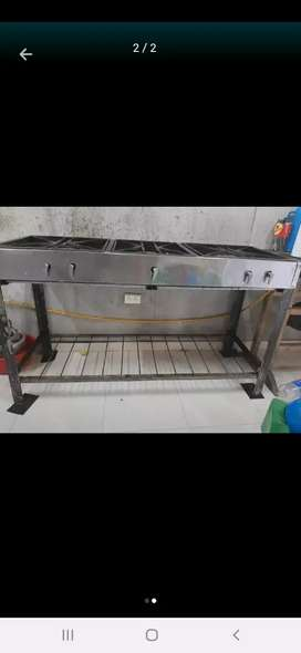 Vendo estufa industrial