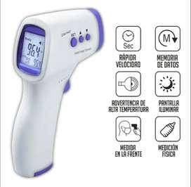 Termómetro infrarrojo digital x solo 120.000