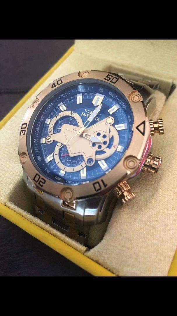 Invicta Pro Diver Reloj De Hombre Cuarzo 50mm Permuto 0
