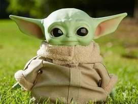 "Baby Yoda - the Mandalorian - Peluche de 11 ""."