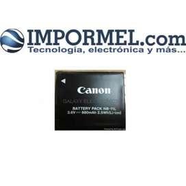 Bateria Canon Original Nb-11l P A2300 A2400 A2500