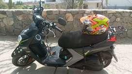 Se vende Moto Scooter Yamaha BWS FI